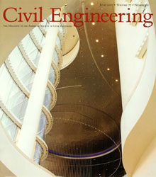 TWI work in Civil Engineering Magazine